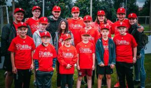 Baseball-/Cheerleadercamp 2017 (25.07.)