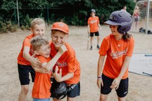 Baseball-/Cheerleadercamp 2018